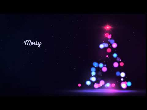 Christmas Lights After Effects Template