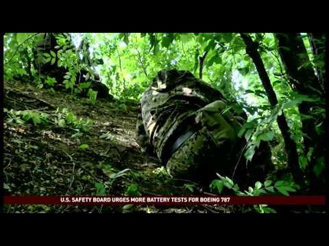17 Ukrainian Soldiers