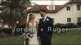 Jordan + Roger | Sarasota, Florida Wedding Film