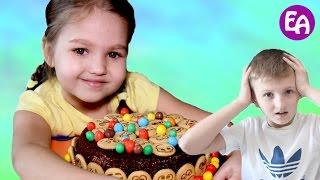 Bad Baby Гигантская Шоколадная Конфета Giant Candy Chocolate Challenge Bad Baby Одни Дома
