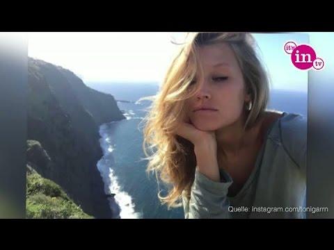 Deutsches Model Toni Garrn ist Fix und Foxi!