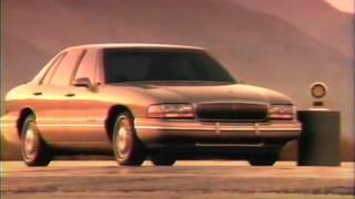 1994 Buick Park Avenue commercial