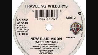 The Traveling Wilburys - New Blue Moon (Instrumental Version)