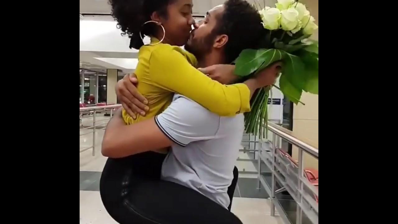 Black men seeking black women