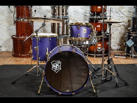 SJC Navigator Shell Pack With Alpha Aluminium Snare Drum - Drummer's Review