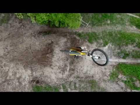 AirDog - World's first auto-follow action sports drone