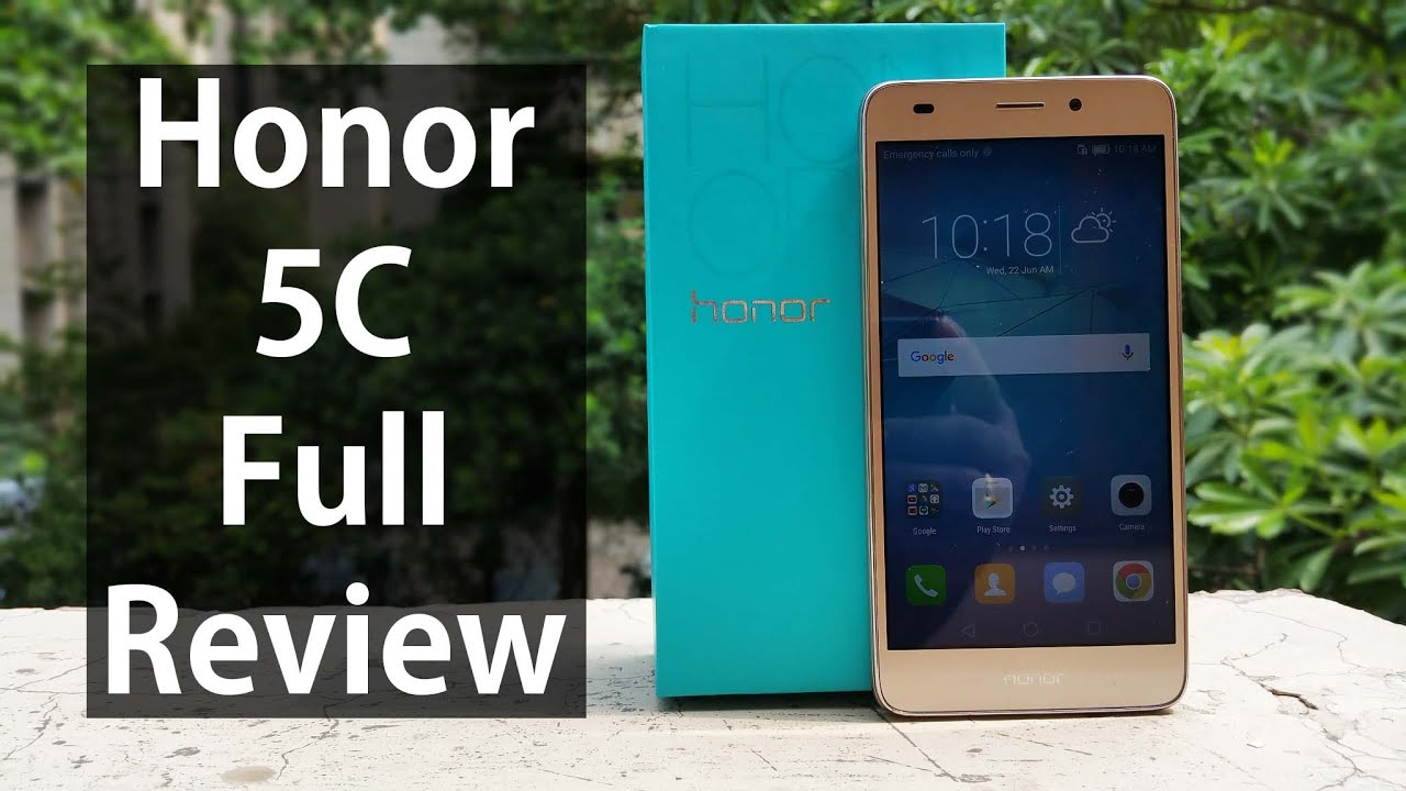 Honor 5C Unboxing & Full Review Indian LTE version with
