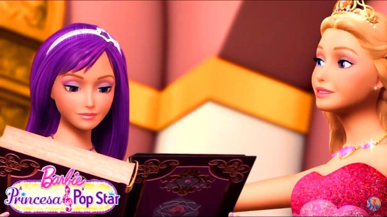 Barbie A Princesa E A Pop Star Ser Uma Princesa Ser Uma Pop Star Youtube Barbie Princesa Coisas De Barbie Princesa Foto