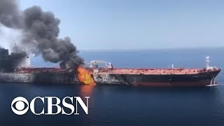 U.S. officials: Iran likely behind new tanker attacks