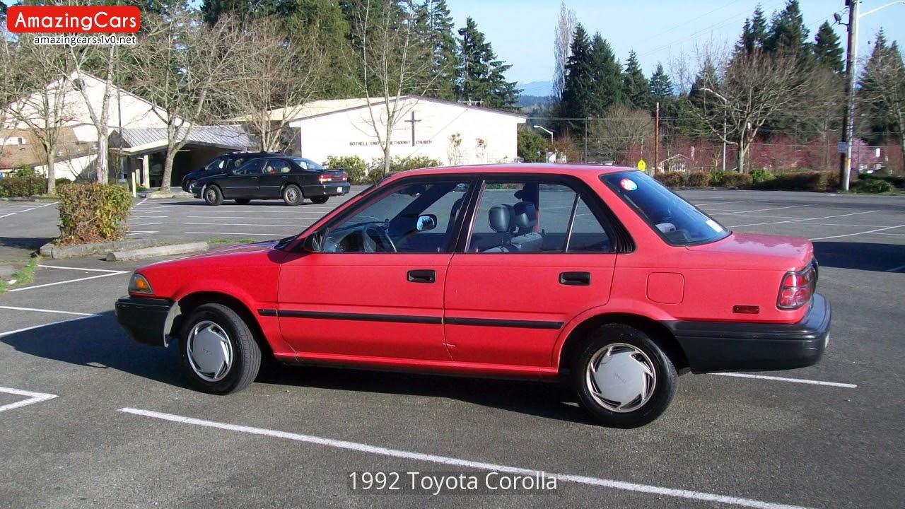 Kelebihan Kekurangan Toyota Corolla 1992 Harga