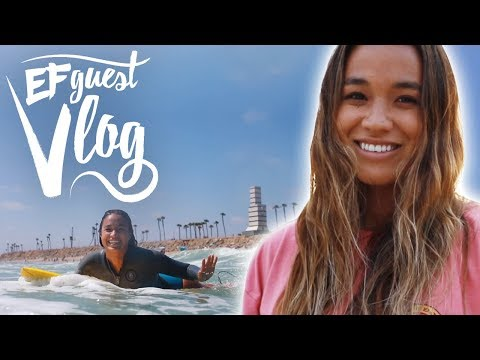 """""""My Huntington Beach, Los Angeles"""" by Eryn Krouse – EF Guest Vlog from YouTube · Duration:  6 minutes 56 seconds"""