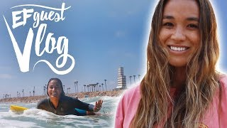 """My Huntington Beach, Los Angeles"" by Eryn Krouse – EF Guest Vlog"
