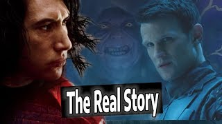 The REAL Star Wars Episode 9 Story: What Disney is Hiding ( Palpatine & Reylo)
