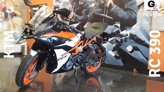 KTM RC 390 | detailed review | features | specifications | price !!!