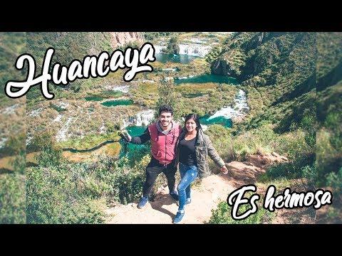 HUANCAYA EN 2 DÍAS | COMO LLEGAR SIN TOURS