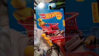 Hot wheels opening