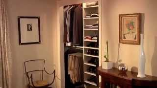 Do-it-yourself Closet Organization Systems From Easyclosets