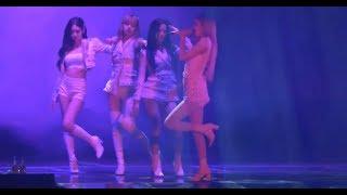 Blackpink - DDU DU DDU DU/Forever young Live Tour Seoul 2018