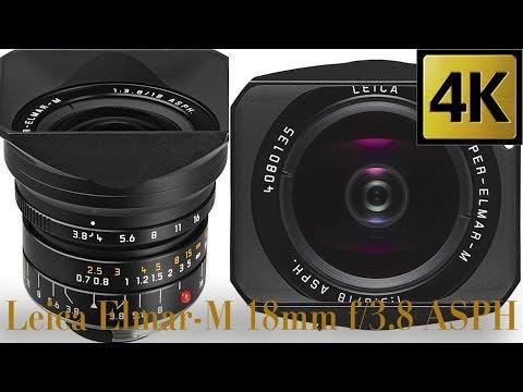 Leica Super-Elmar-M 18mm f/3 8 ASPH - Leica Lens Review