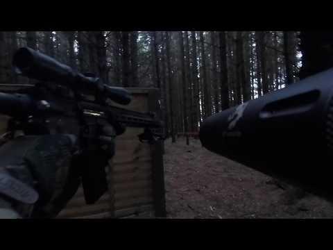 EDINBURGH DEADSHOTS LAND WARRIOR SPORTS
