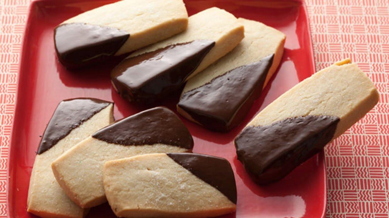 Trisha Yearwood Makes Blackboard Butter Cookies Food Network Youtube