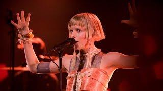 Live hos Lindmo: AURORA - «Forgotten Love»