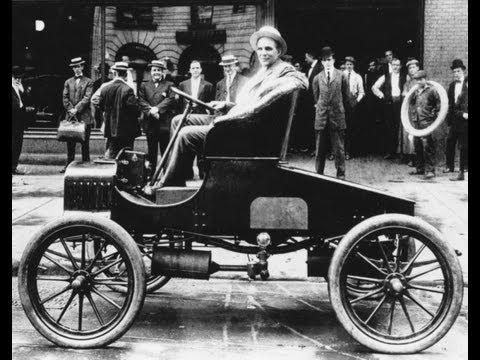 Histoire De L'automobile Américaine (1896 à 1950)