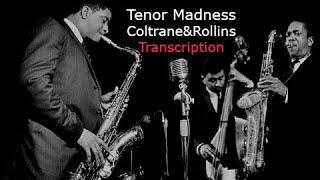 Dan Robinson - Tenor Madness : muzyka Teledyski info