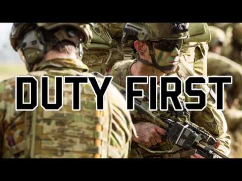Australian Infantry Motivation - Presented By Cas