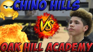 nba 2k17 chino hill vs oak hill chino hills offense