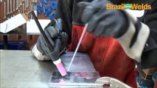 Solda TIG - Dicas iniciais para soldar alumínio