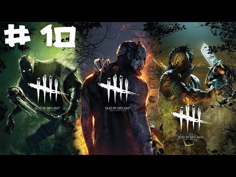 """""""SOME NEW FACES"""" Dead by Daylight! #10 w/ PokeaimMD & Moet"""