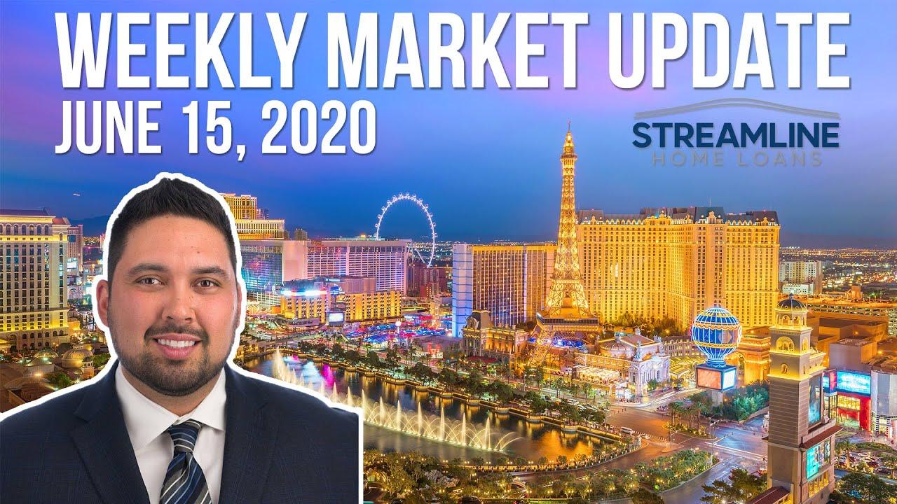 Weekly Market Update // 6-15-20