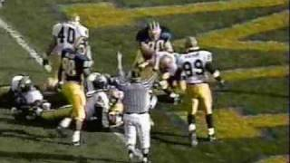 1991: Michigan 42 Purdue 0