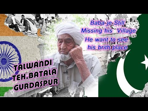 Talwandi Batala Gurdaspur ! Real Story Of Brotherhood To Murders & killing with eachother religionss
