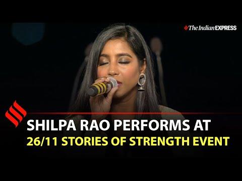 Shilpa Rao Performs