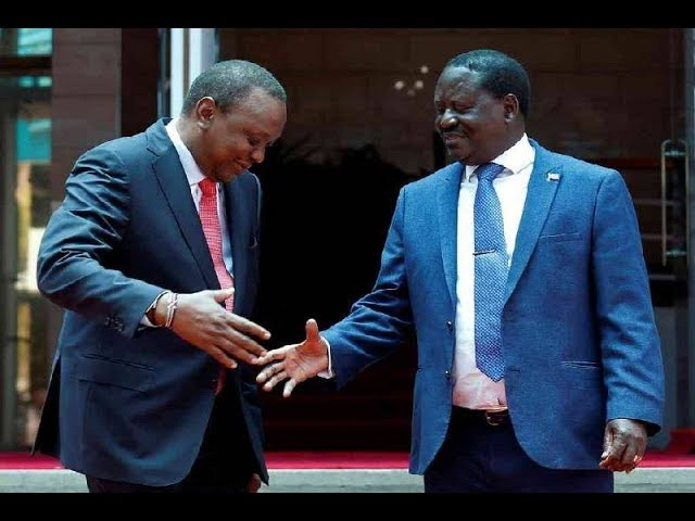 OPINION: This handshake thing has been blown out of proportion | POLITICAL POINT
