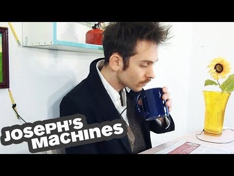 The Page Turner | Rube Goldberg | Joseph's Machines