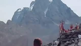 Bathing at Himalaya