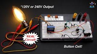 Comment faire Pour Vraiment Faire de l'AAA (1,5 V) de la Batterie À 220V AC Onduleur