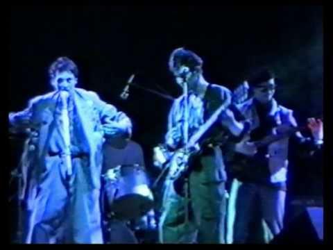 Народное Ополчение 1988г. Рок-Клуб, Зимний стадион. LIVE