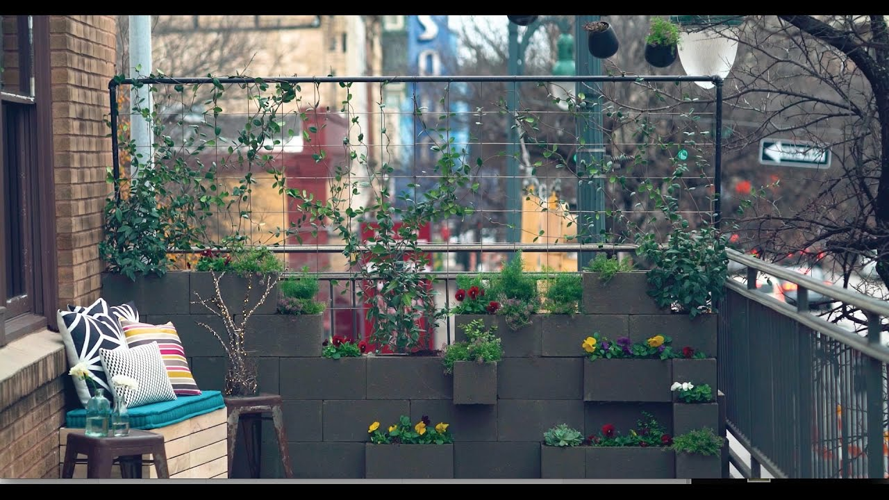 Learn How To Start A Urban Garden In A Small Space Using These 5 Simple  Design Ideas | Fiskars