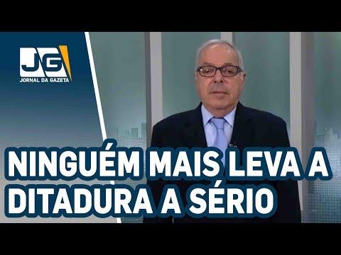 João Batista Natali/Na Venezuela, ninguém mais leva a ditadura a sério