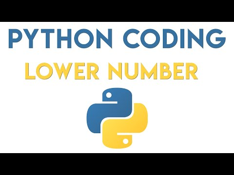 Python Tutorial - Lowest Number thumbnail