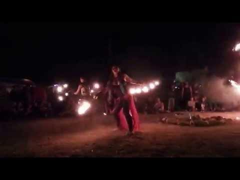 Фаер Шоу  ANTARES  (огненное шоу г. Одесса)