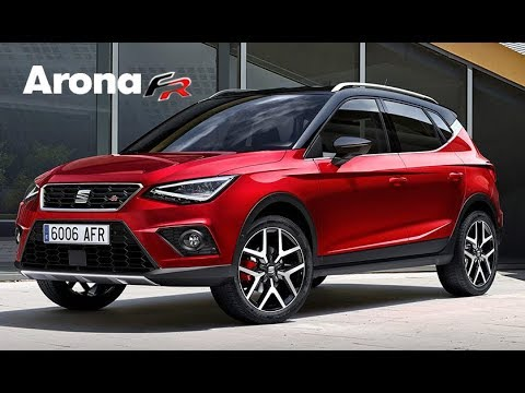 2018 seat arona fr beauty shots driving scenes youtube. Black Bedroom Furniture Sets. Home Design Ideas