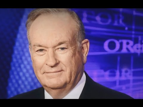 O'REILLY SACKED: Fox officials say Bill O'Reilly is out as a host on Fox News Channel