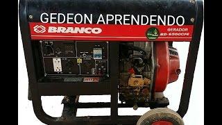 REBOBINANDO GERADOR BRANCO | ESQUEMA GERADOR 6,5