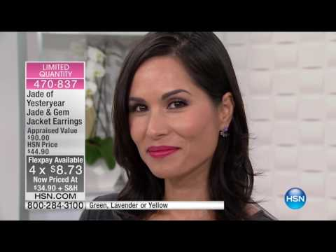 HSN | Jade of Yesteryear Jewelry Anniversary 09.06.2016 - 12 PM