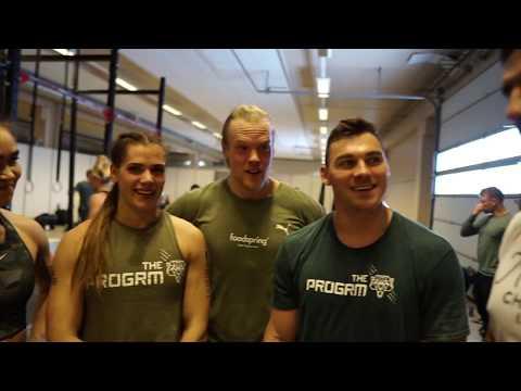 Meet The Progrm: Norwegian CrossFit Team Invitee